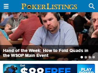 PokerListings